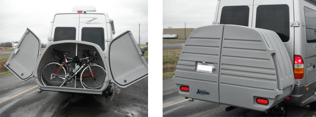 Rent a hitch box