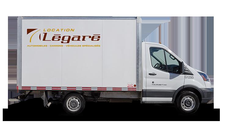 Camion A Louer >> Location de camion cube 12 pieds à Montréal | Location Légaré