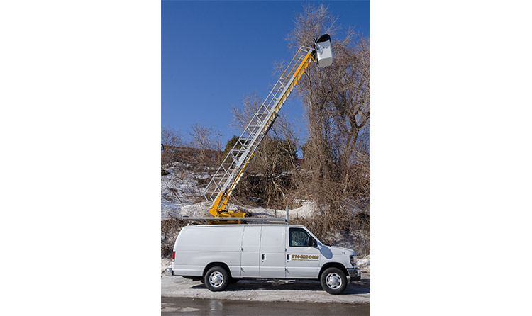 Elevated Bucket Trucks Rental In Montreal Location Légaré